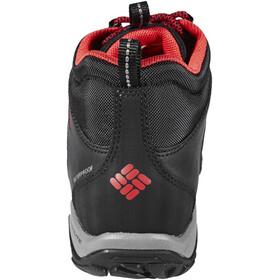 Columbia Fire Venture Shoes Mid WP Damen black / burnt henna